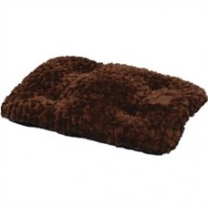 "1000 Cozy Comforter 18""x12"" - Chocolate"